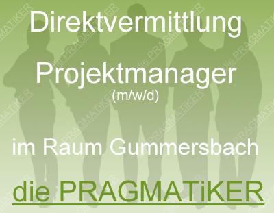 (Assistenz-) Projektmanager (m/w/d) in Direktvermittlung